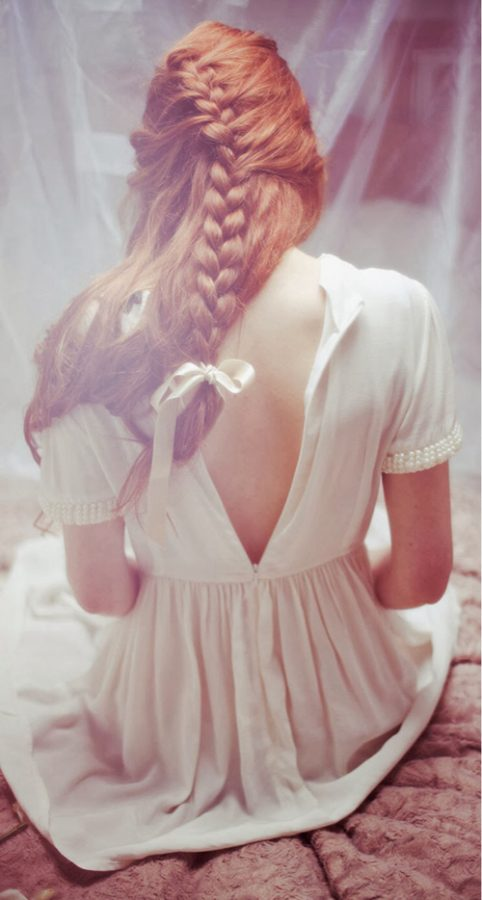 cute long braid bmodish