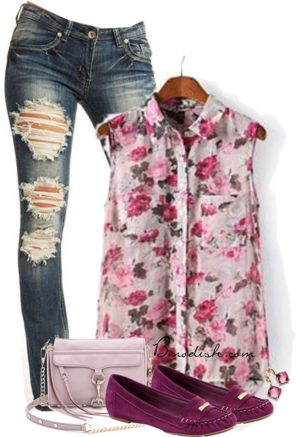 c9b2178c886 30 Cute and Beautiful Everyday Outfit Polyvore Combinations - Be Modish