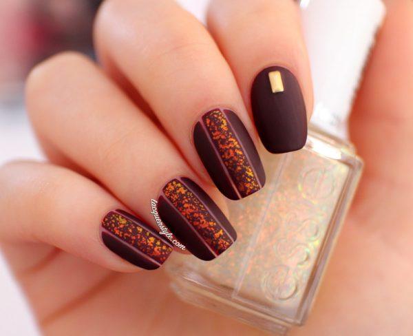 golden stud nail bmodish dot com
