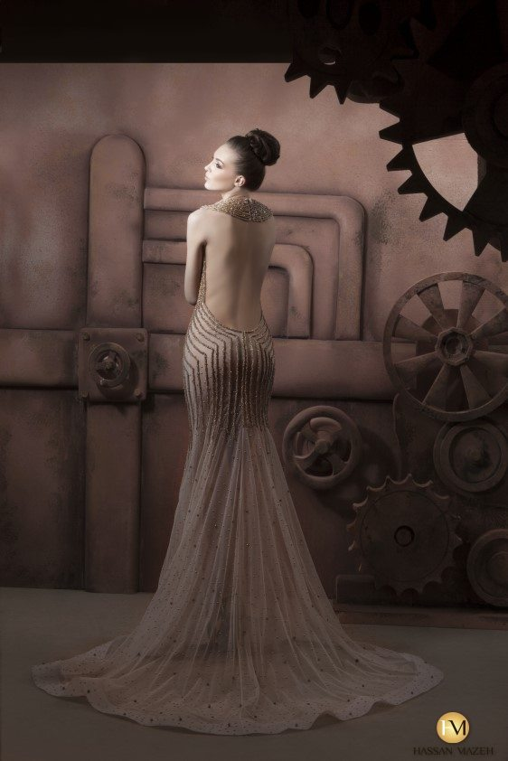 hassan mazeh evening dress bmodish 1