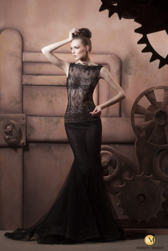 hassan mazeh evening dress bmodish 5