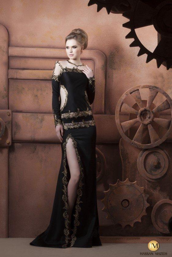 hassan mazeh evening dress bmodish 6