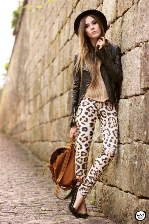 leopard print pant bmodish