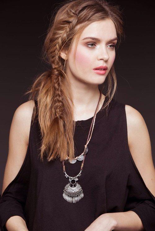 pretty side braid bmodish