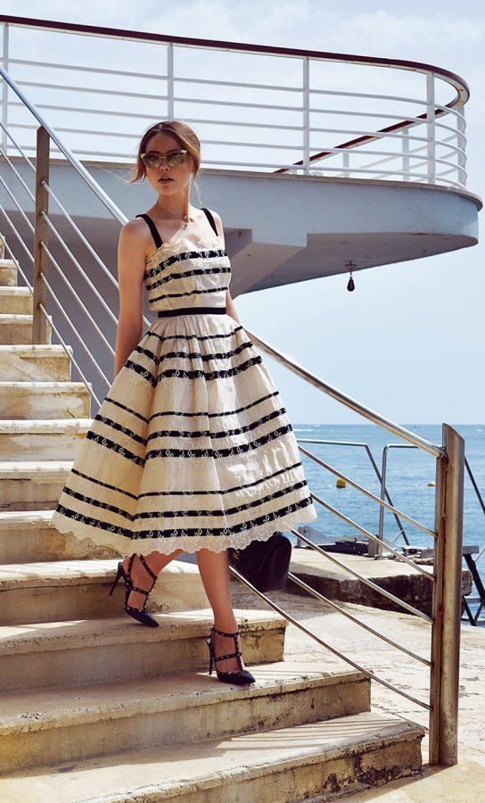 roberto cavalli summer dress bmodish