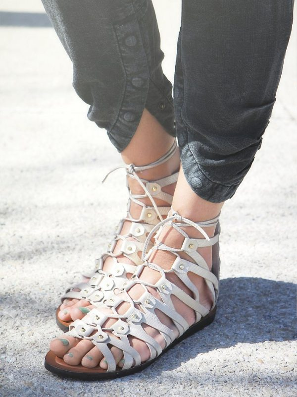 strappy sandals bmodish