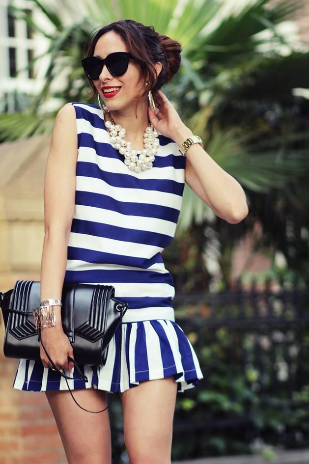 stripe-over-stripe bmodish
