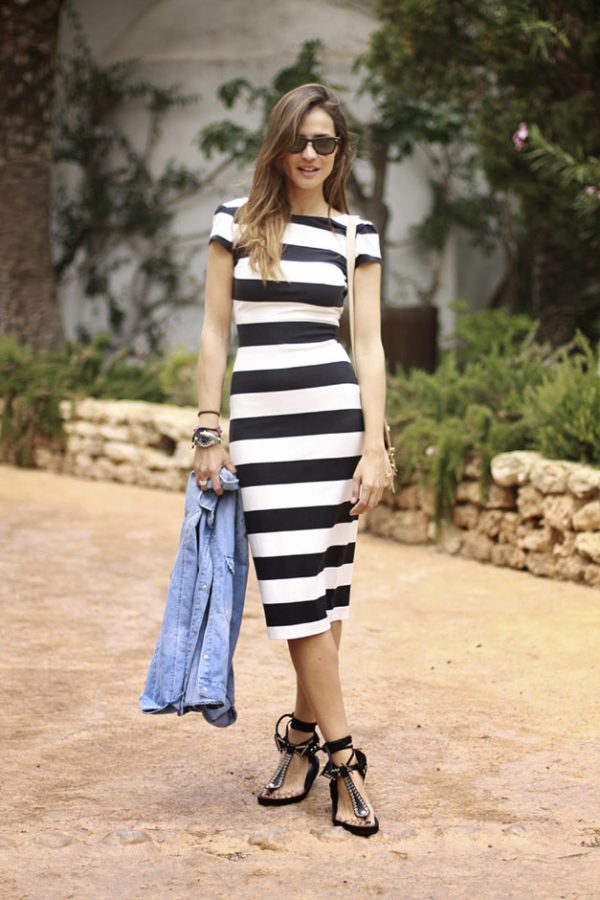 striped-bodycon-dress-bmodish