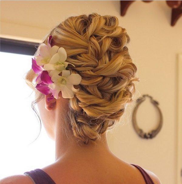 updo prom hair bmodish
