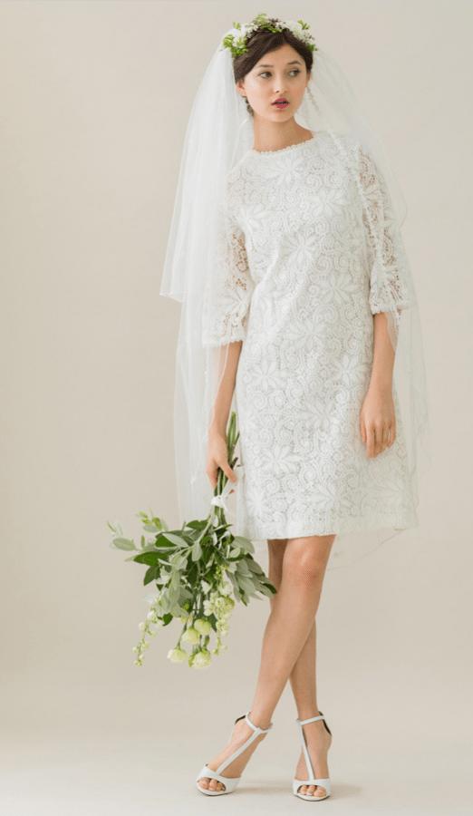 vintage rue de seine wedding dress 24 bmodish