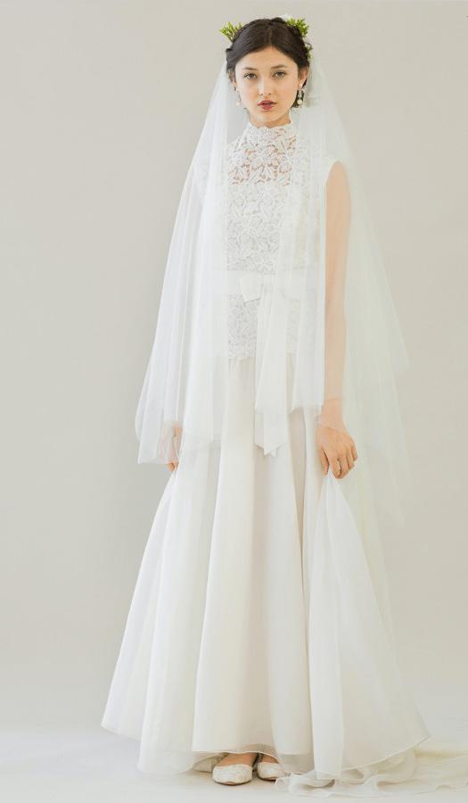 vintage rue de seine wedding dress 28 bmodish