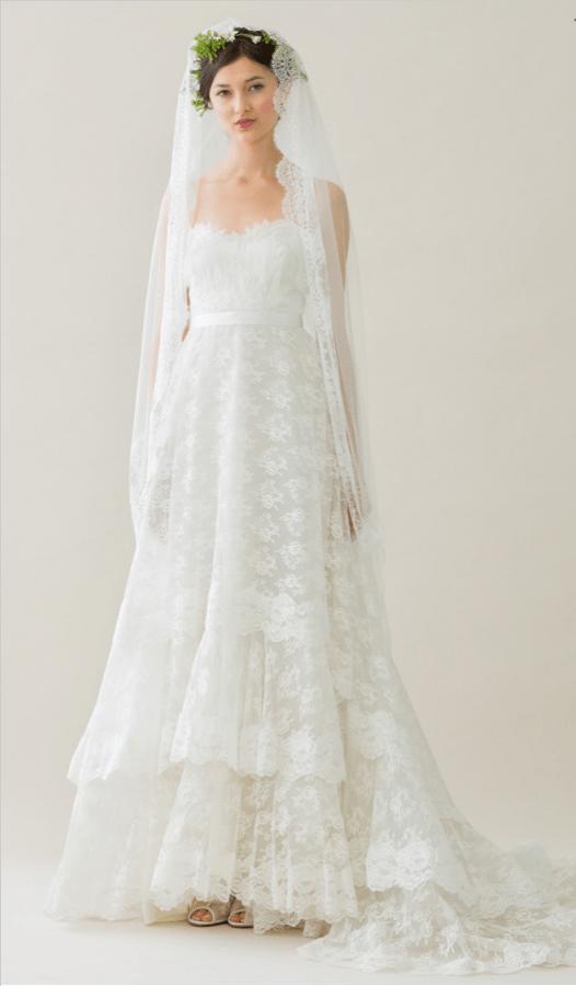 vintage rue de seine wedding dress 32 bmodish