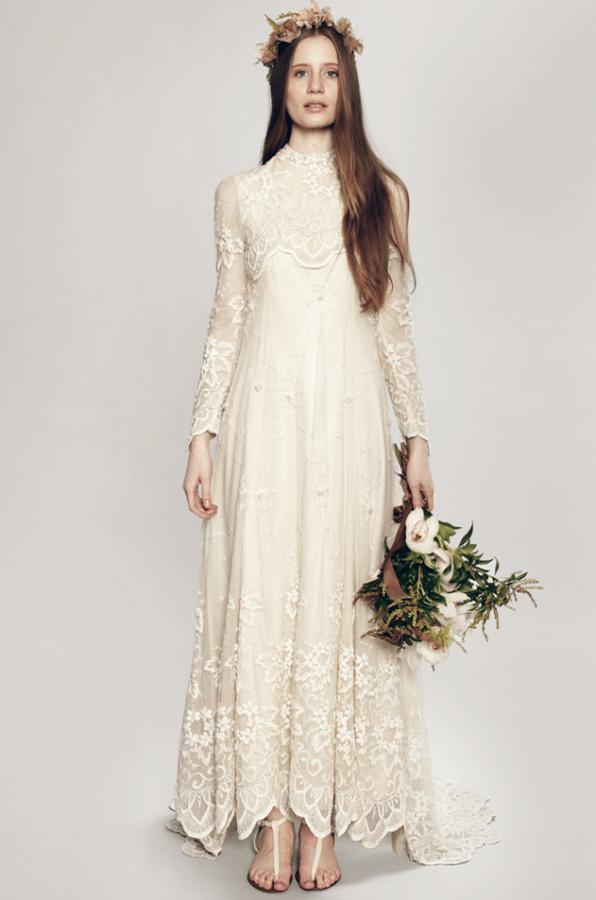 vintage wedding dress 37 bmodish