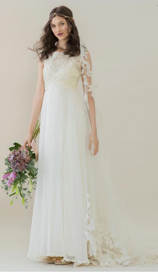vintage rue de seine wedding dress 4 bmodish