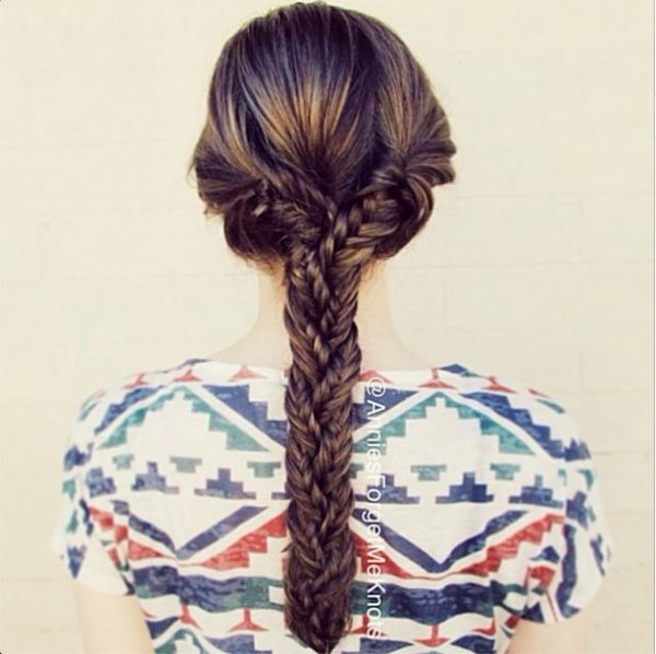 3 fishtails braided bmodish