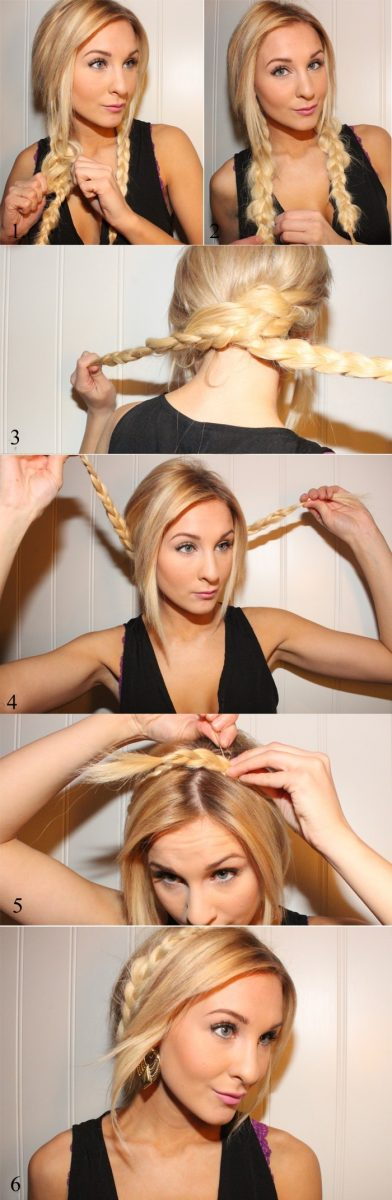 Braid-Headband-Hairstyle-Tutorial bmodish