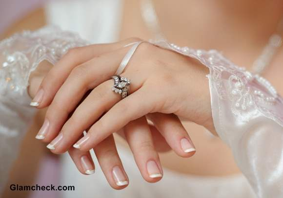 Wedding Nail Art Ideas Bmodish