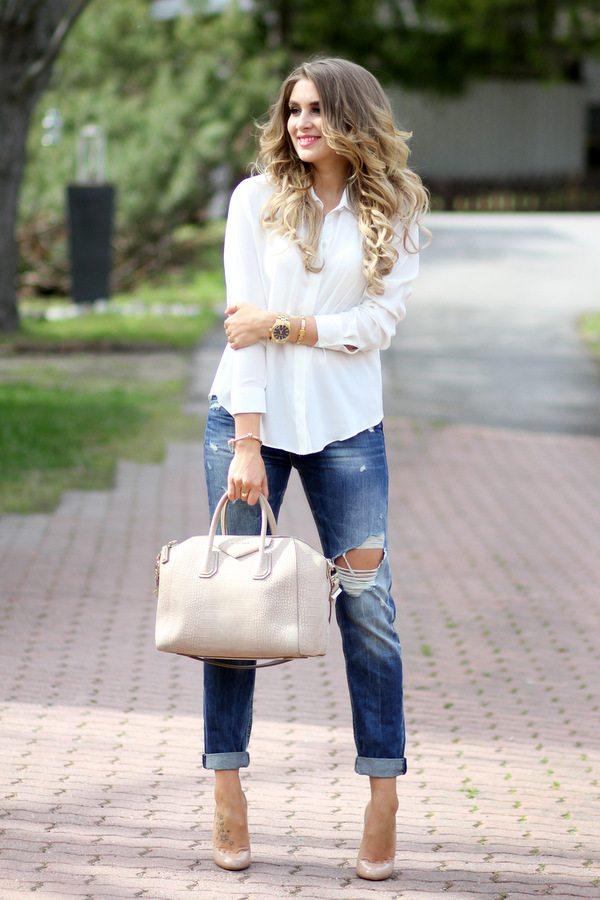 boyfriend jeans style bmodish