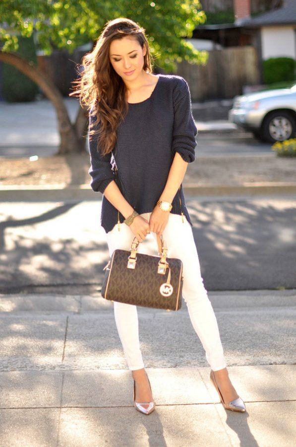 casual sweater style bmodish