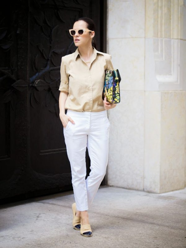 Summer Fashion Style With Espadrilles Be Modish