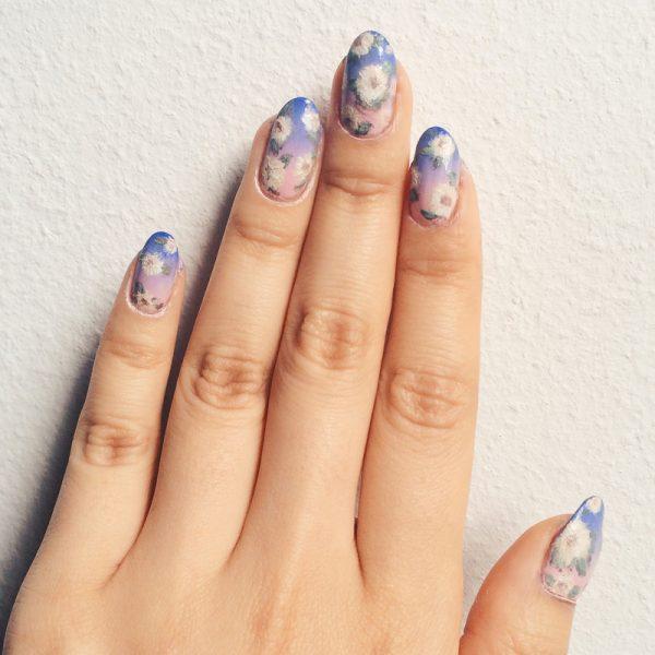 florals-2-nail art bmodish