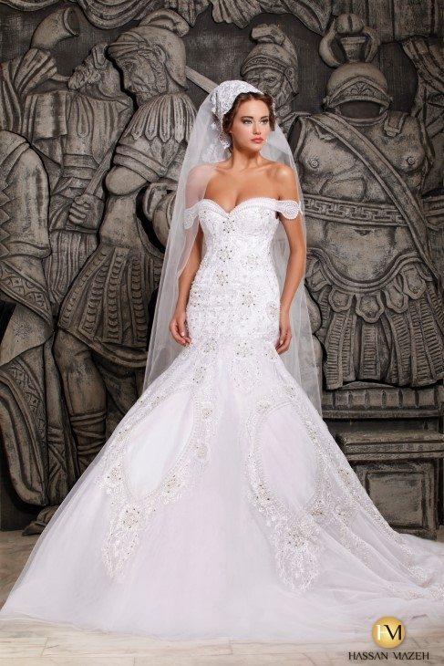 hassan mazeh wedding dress 14 bmodish