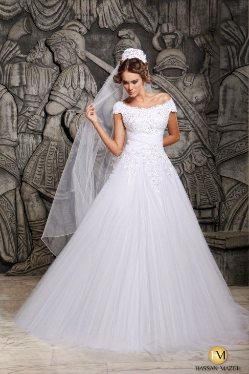 hassan mazeh wedding dress 16 bmodish