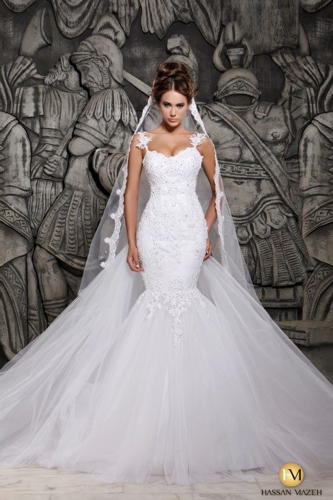 hassan mazeh wedding dress 17 bmodish