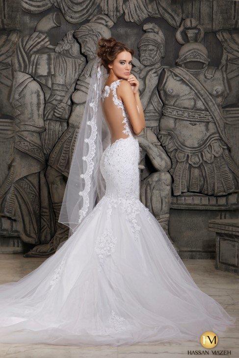 hassan mazeh wedding dress 18 bmodish