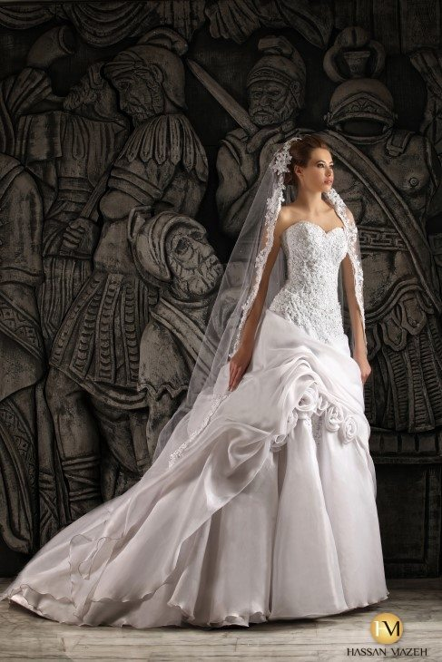 hassan mazeh wedding dress 21 bmodish