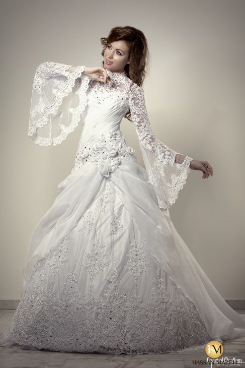 hassan mazeh wedding dress 8 bmodish
