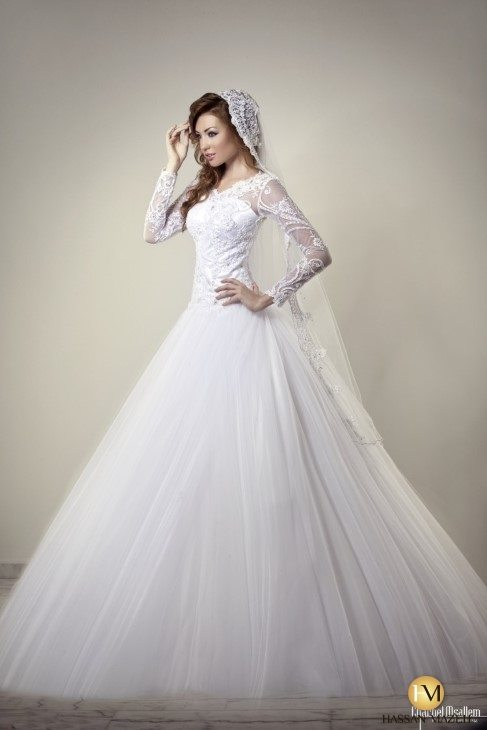 hassan mazeh wedding dress 9 bmodish