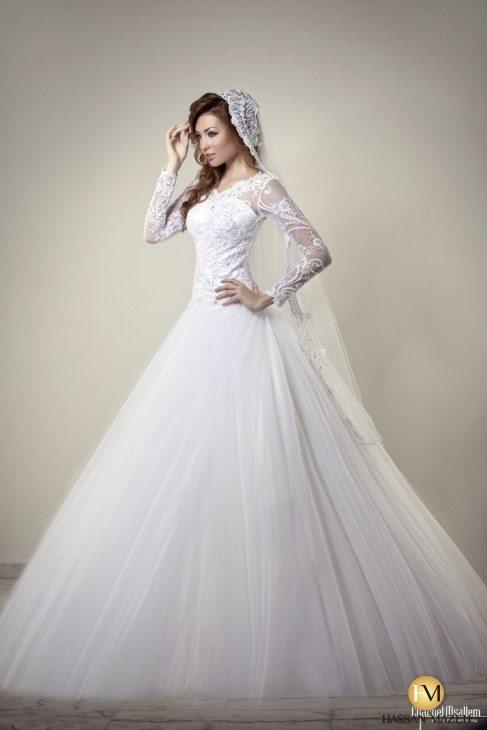 hassan mazeh wedding dress 9 bmodish