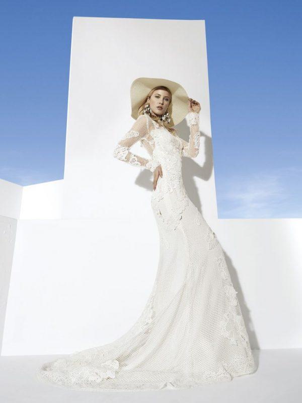 iquique yolan cris wedding dress bmodish