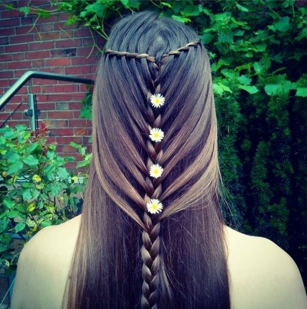 mermaid braid style bmodish