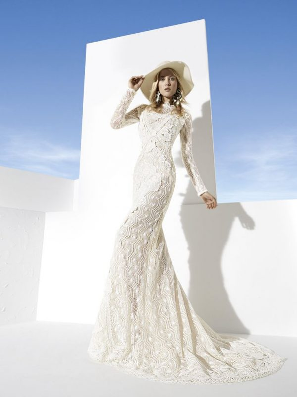 monterrey wedding dress bmodish