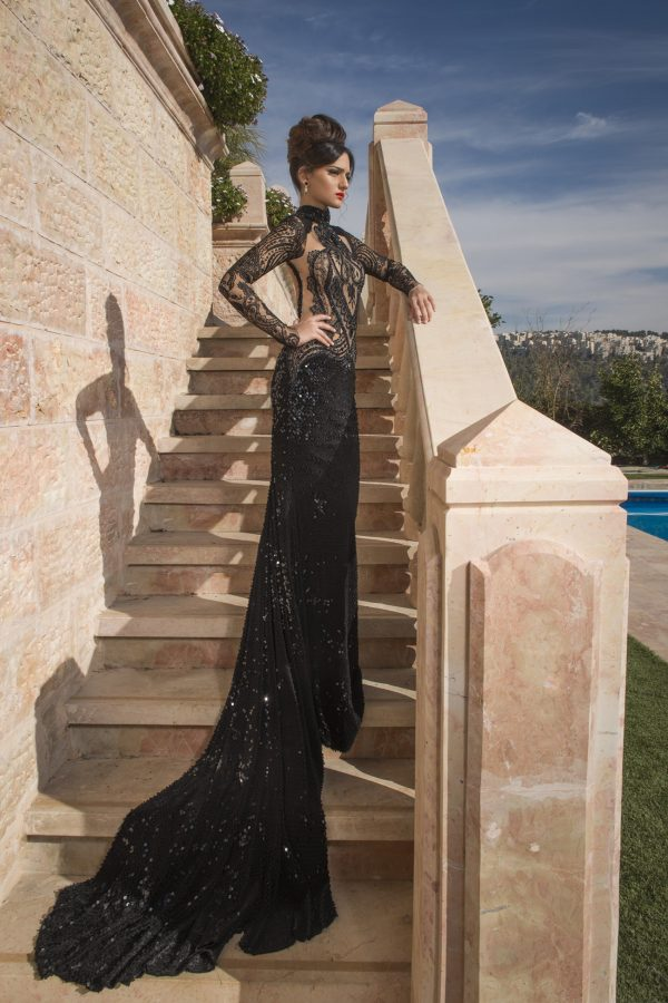 oved cohen evening dress bmodish 11