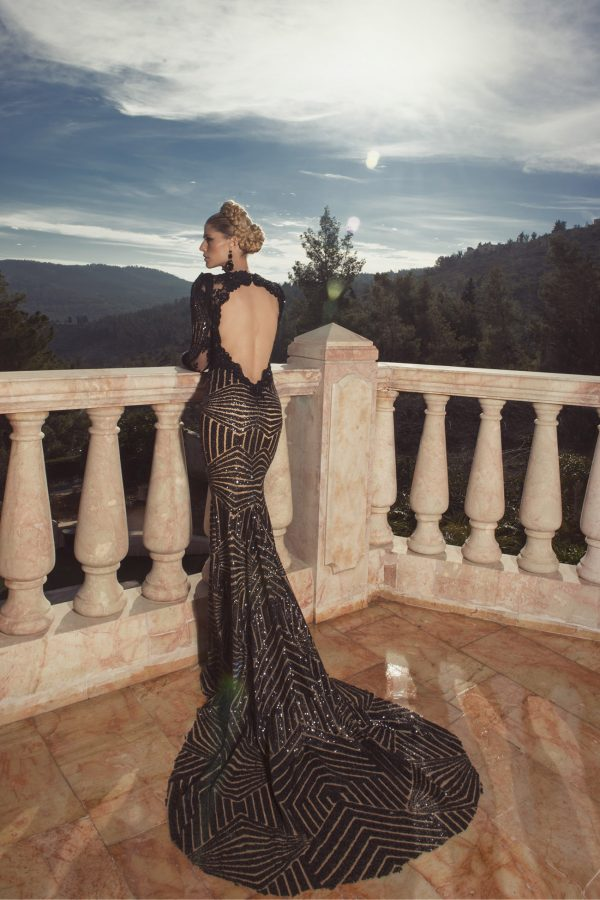 oved cohen evening dress bmodish 2