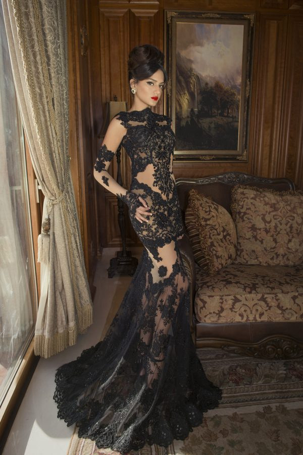 oved cohen evening dress bmodish 9
