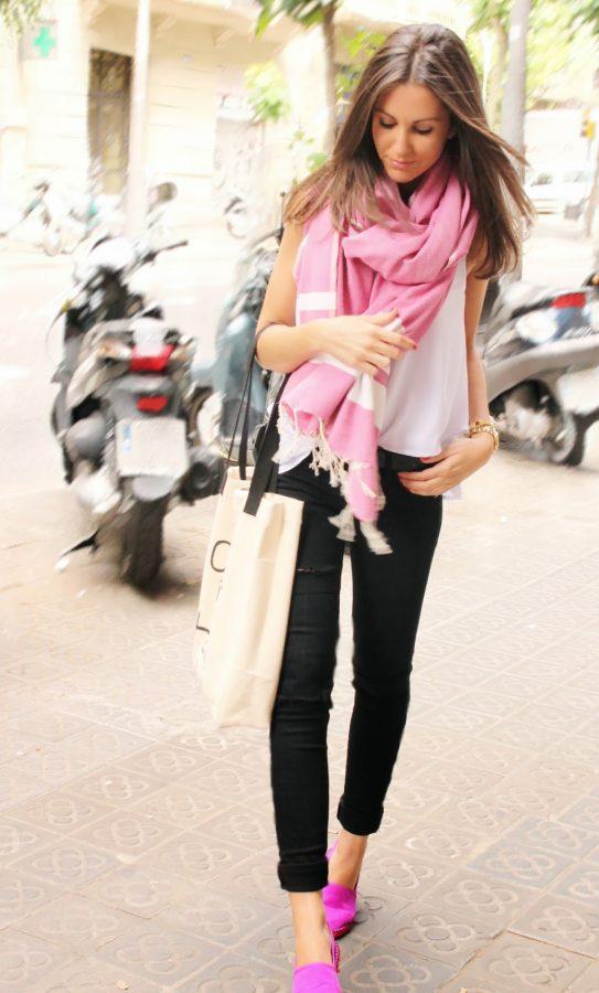 pink espadrilles bmodish