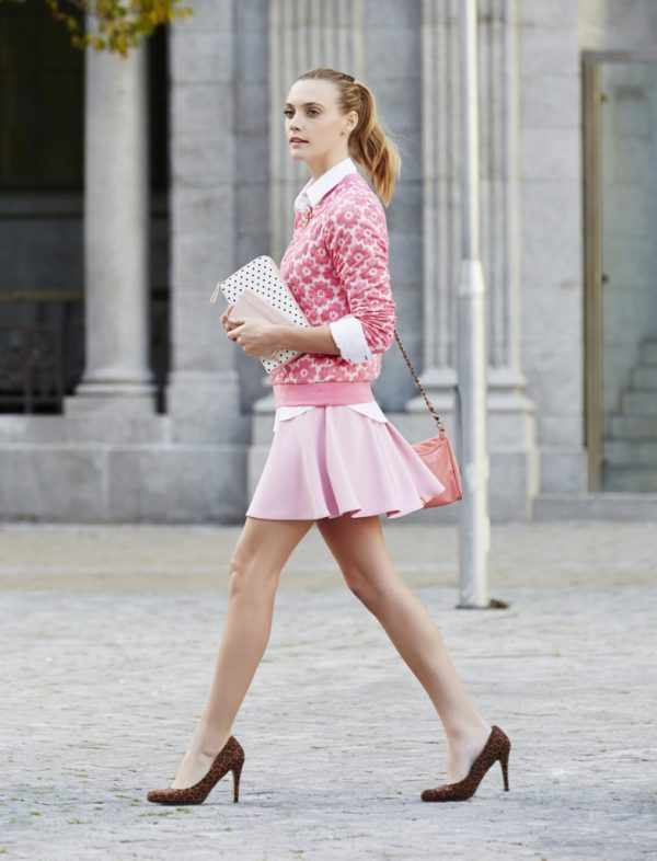 pink sweatshirt bmodish