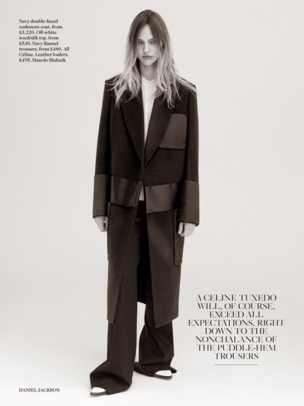 sasha pivovarova for vogue 2014 11