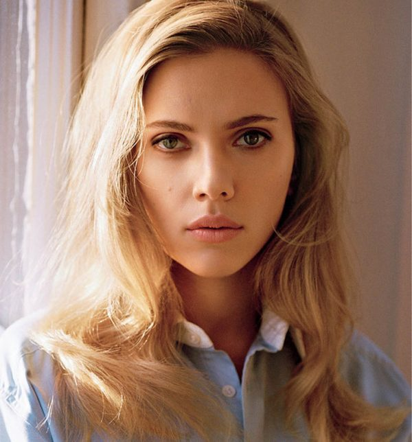 scarlett johansson natural makeup look bmodish
