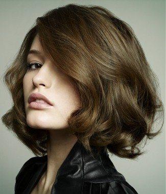 short bob hair with bang bmodish