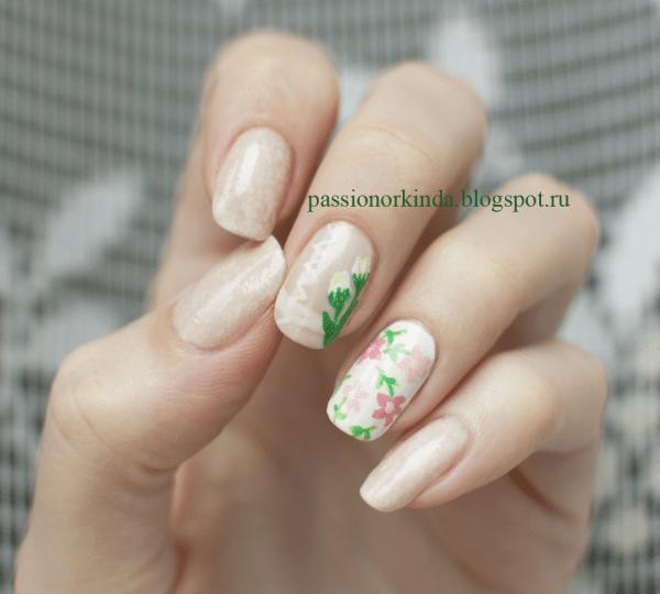 soft summer nail design bmodish