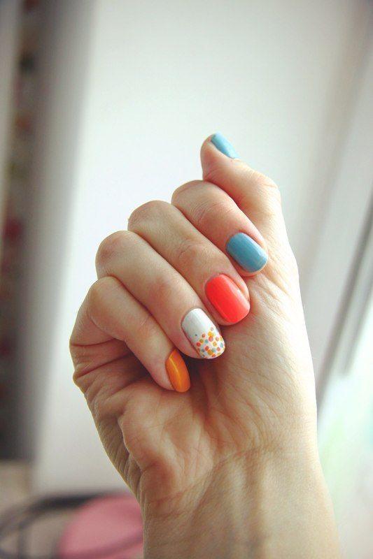 summer nail design 2014 bmodish