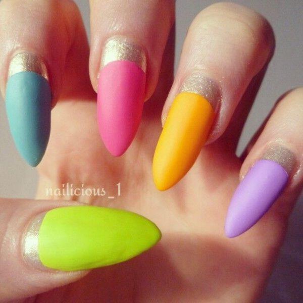 summer nails bmodish
