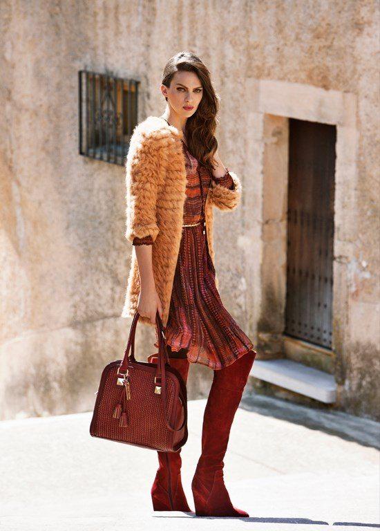 Caroline Biss Autumn 2014 Collection Be Modish