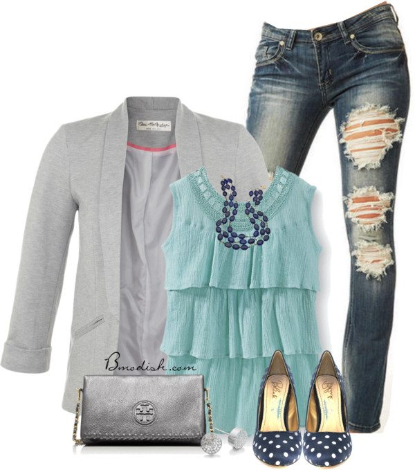 chic casual outfit for date bmodish