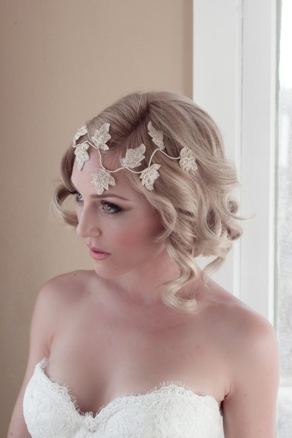 17 Pretty Ways To Style Short Hair For Wedding